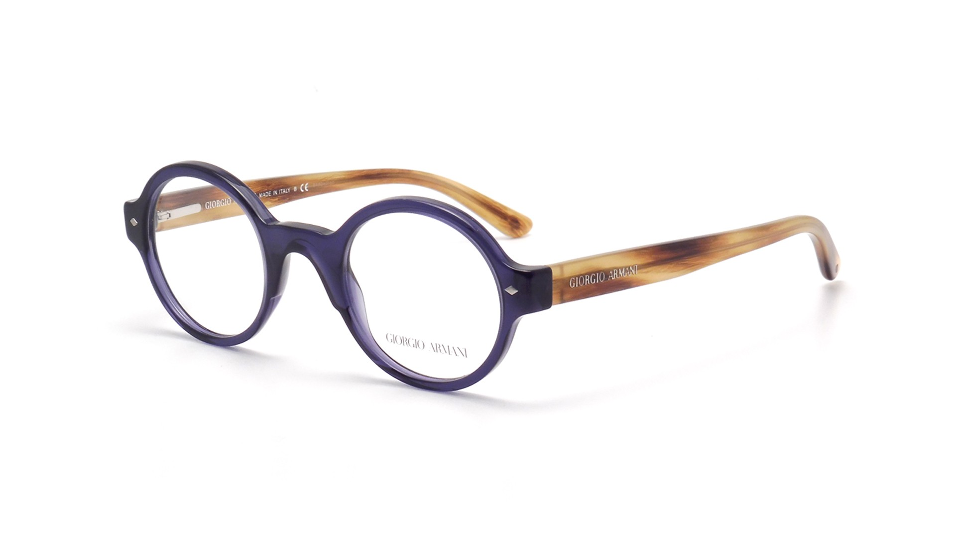 Giorgio Armani Frames For Glasses : Giorgio Armani Frames of Life Blue AR7068 5358 46-24 ...