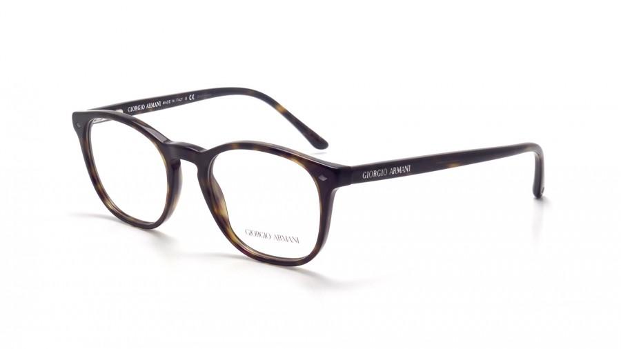 giorgio armani frames of life tortoise ar7074 5026 50 19 visiofactory - Emporio Armani Frames