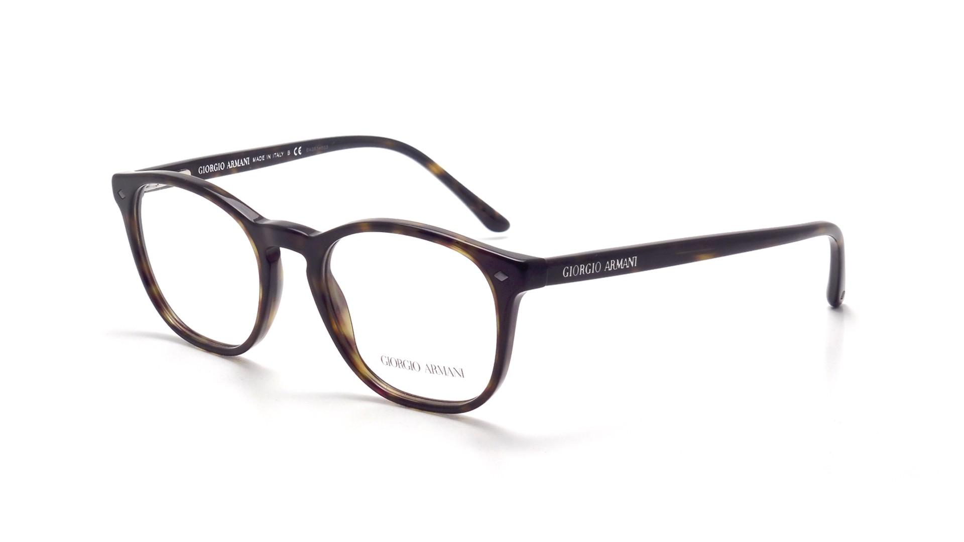 giorgio armani frames of life tortoise ar7074 5026 50 19 visiofactory