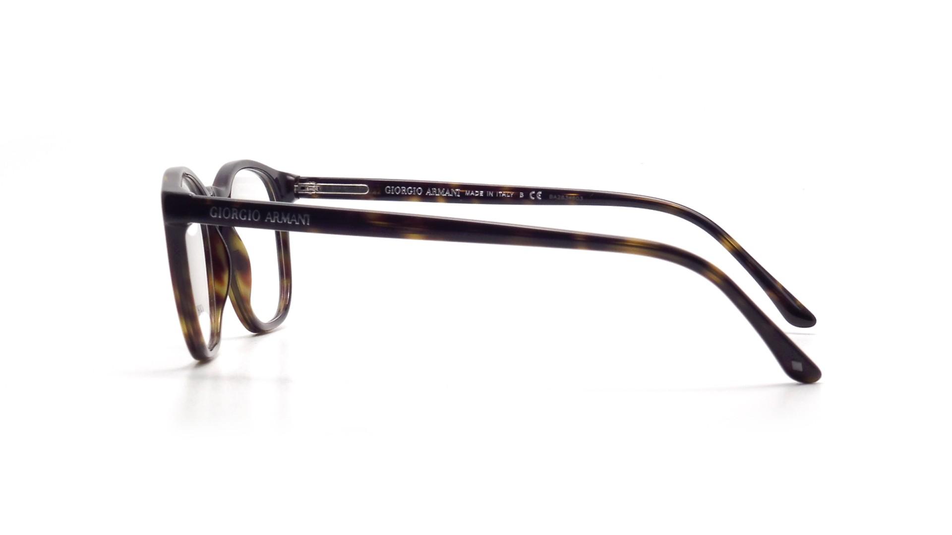 4ae5470bc7 Giorgio Armani Tortoise Eyeglass Frames