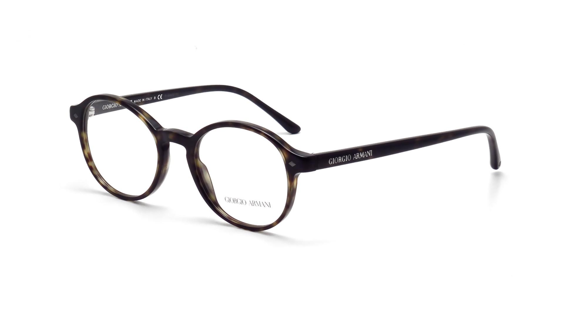 Giorgio Armani Glasses Frames Of Life : Giorgio Armani Frames of Life Tortoise AR7004 5026 49-19 ...