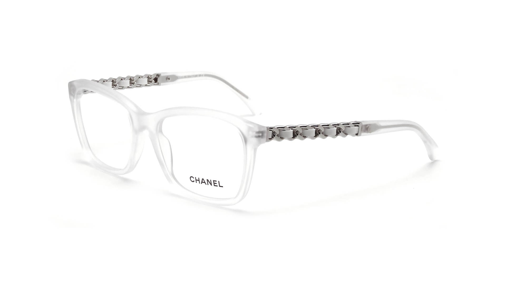 Chanel Eyeglass Frames 3131 : Chanel Chaines Clear CH3263Q C660 54-17 Visiofactory
