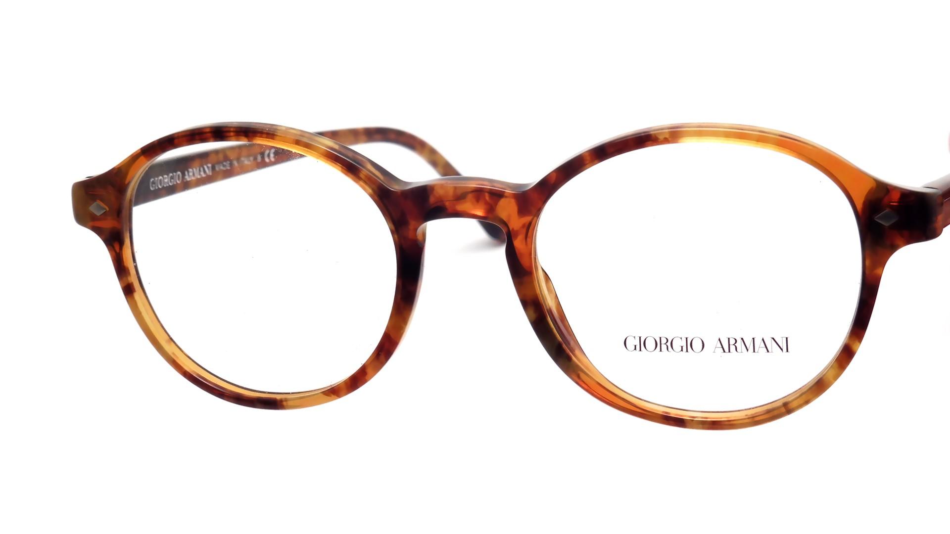 Giorgio Armani Frames of Life Tortoise AR7004 5191 47-19 ...
