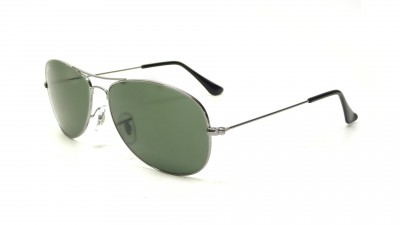 Ray-Ban Cockpit Silver RB3362 004 56-14 74,92 €