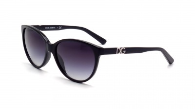 Dolce & Gabbana Iconic Logo Black DG4171PM 501/8G 56-16 95,75 €