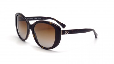 Dolce & Gabbana DG4248 502/T5 55-19 Tortoise Polarized 78,25 €