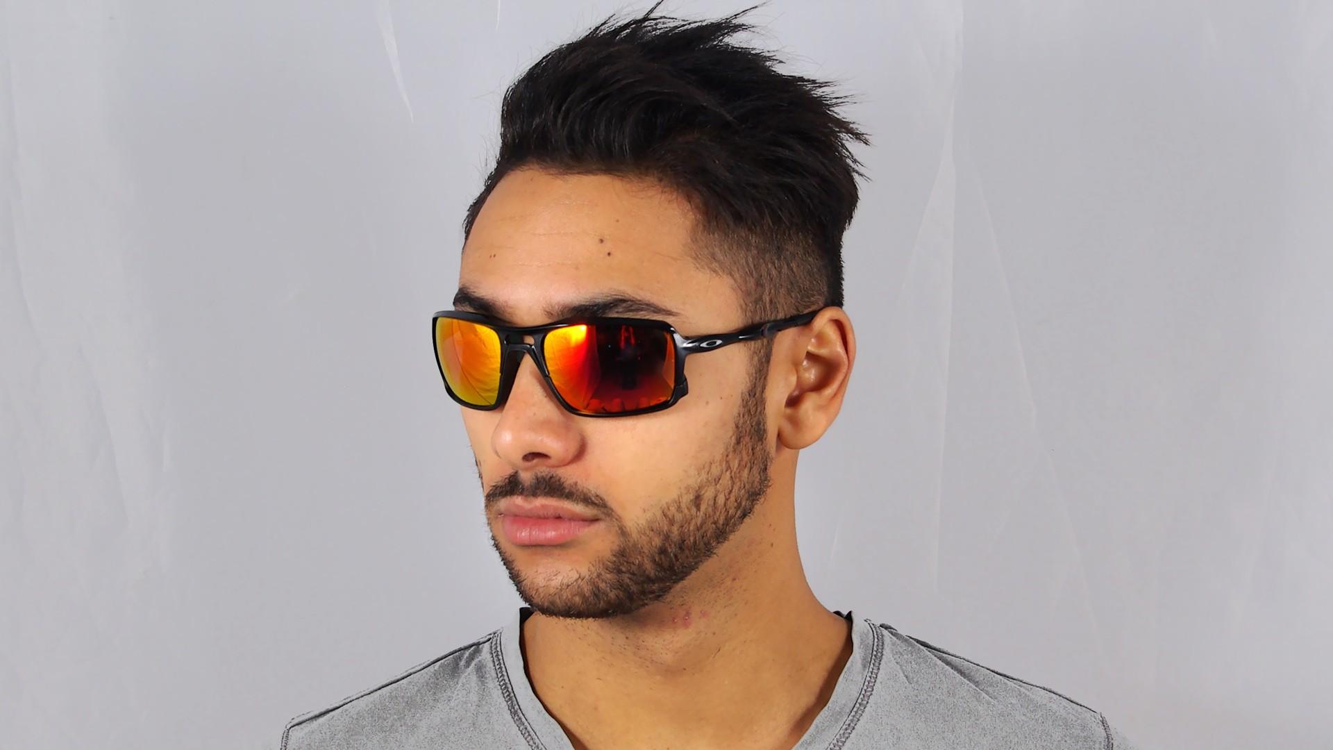 Oakley Triggerman Black Oo9266 03 59 20 Visiofactory