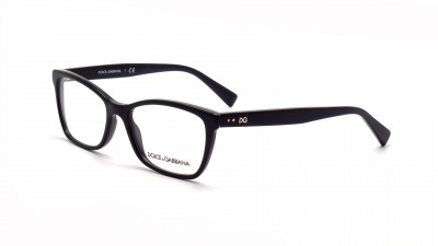 Dolce & Gabbana DG3245 3003 52-17 Black 85,00 €