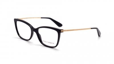 Dolce & Gabbana DG3243 501 52-17 Black 123,25 €