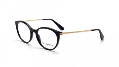 Dolce & Gabbana DG3242 501 50-18 Black 123,25 €