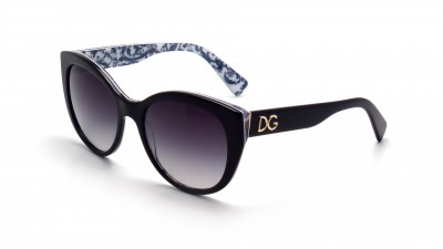 Dolce & Gabbana Blue Majolica Black DG4217 29948G 54-18 83,25 €