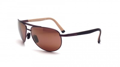 Maui Jim Leeward Coast Brown H297 01M 61-15 Polarized 189,08 €
