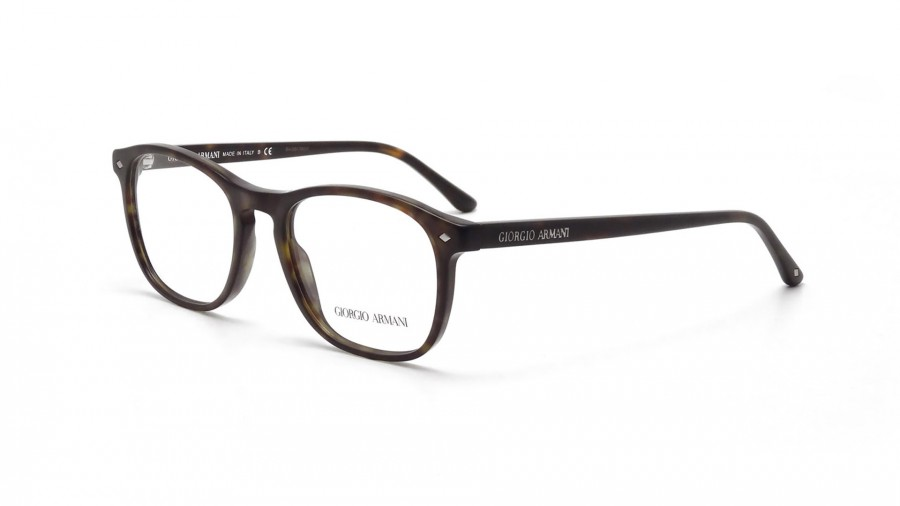 giorgio armani frames of life tortoise ar7003 5002 52 18 visiofactory - Emporio Armani Frames