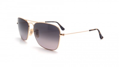 Ray-Ban Caravan Or RB3136 181/71 58-15 91,58 €