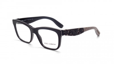 Dolce & Gabbana Mamas brocade Black DG3239 2998 52-18 149,92 €
