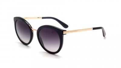 Dolce & Gabbana DG4268 501/8G 52-22 Black 129,92 €