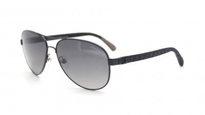 Chanel Matelassé Black Matte CH4207 C101S8 60-14 Polarized 245,83 €