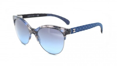 Chanel Matelassé Bleu CH5342 1552S2 54-19 245,83 €
