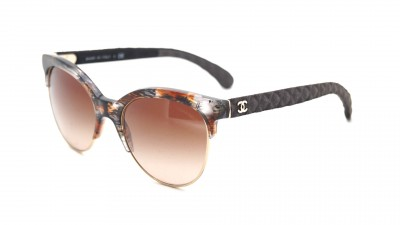 Chanel Matelassé Brown CH5342 1554S5 54-19 216,67 €
