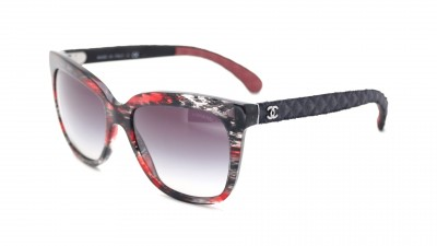 Chanel Matelassé Red CH5343 1551S6 56-17 216,67 €