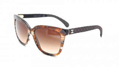 Chanel Matelassé Brown CH5343 1554S5 56-17 216,67 €