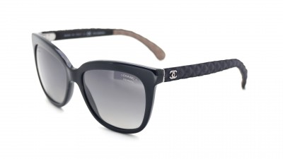 Chanel Matelassé Black CH5343 C501S8 56-17 Polarized 300,00 €