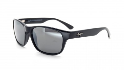 Maui Jim Mixed Plate Black 721 02 58-16 Polarized 146,58 €