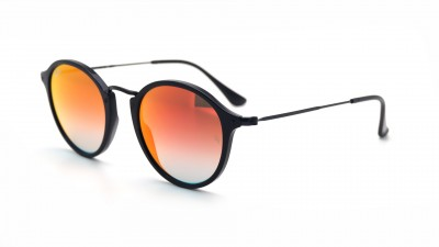 Ray-Ban Round Fleck Black RB2447 901/4W 49-21 99,92 €