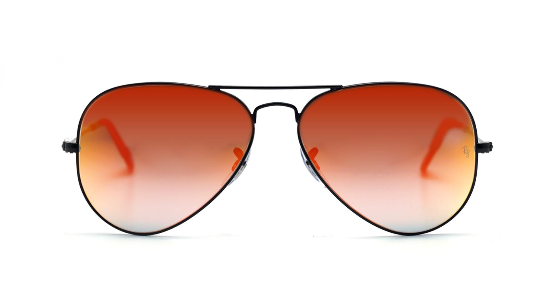 60aff91c1b5 Ray Ban Aviator Rb3025 Black Mirror Sunglasses « Heritage Malta