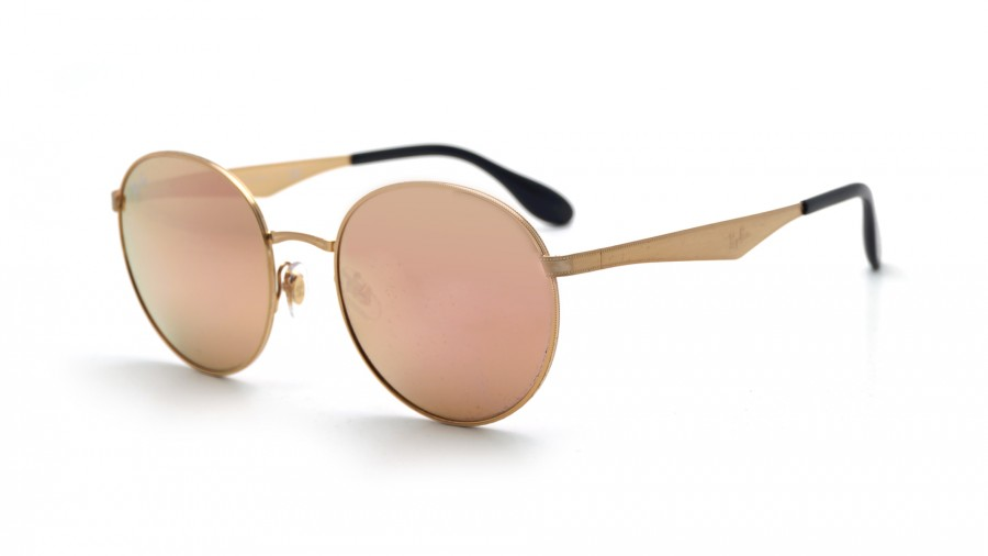 ray ban gold  Ray-Ban RB3537 001/2Y 51-19 Gold