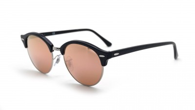Ray-Ban Clubround Noir RB4246 1197Z2 51-19 91,58 €