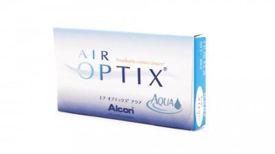 Lentilles de contact Air Optix Aqua Mensuelles 6L 17,42 €