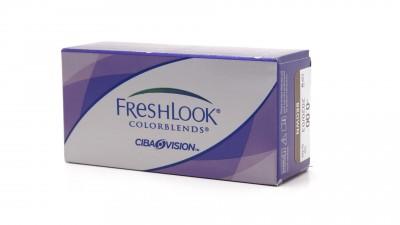 Freshlook Lentilles de couleur 2L - Brown 11,58 €