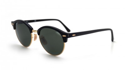 Ray-Ban Clubround Black RB4246 901 51-19 80,75 €
