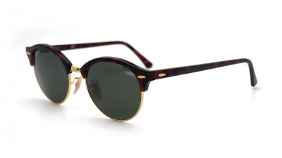 Ray-Ban Clubround Écaille RB4246 990 51-19 80,75 €