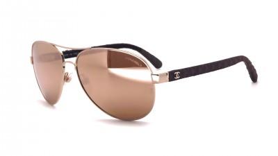 Chanel Matelassé Gold CH4207 C395T6 60-14 316,67 €
