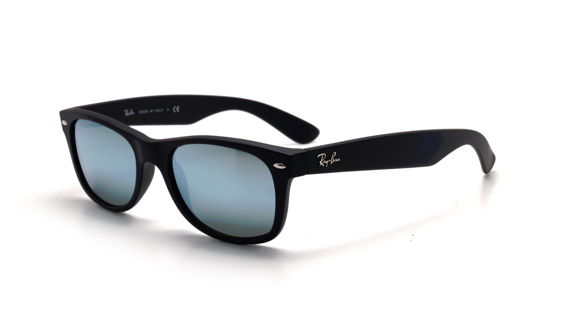Ray-Ban New Wayfarer Black RB2132 622/30 52-18 88,25