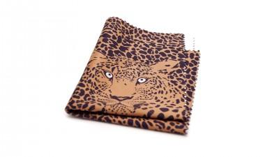 Visio microfiber leopard Brown M01 2,42 €