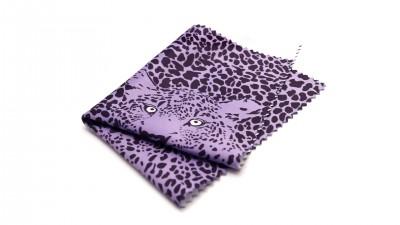 Visio microfiber leopard-Purple Purple M02 2,42 €