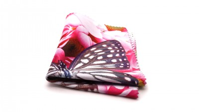 Visio microfiber romantique Butterfly Pink M03 2,42 €