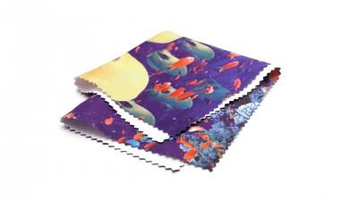 Visio microfibre océan Violet M12 2,42 €