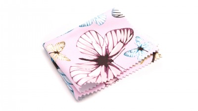 Visio microfiber papillons Pink M13 2,42 €