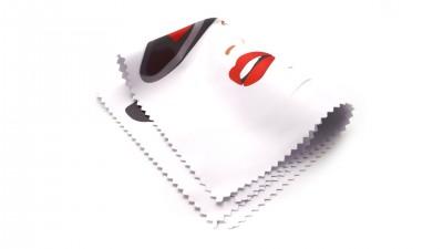 Visio microfibre mademoiselle Blanc M15 2,42 €