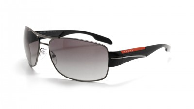 Prada Linea Rossa Black PS53NS 5av3m1 65-16 Degraded 112,42 €
