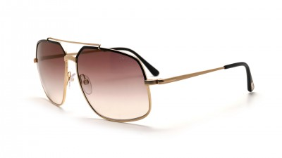 Tom Ford Ronnie Gold FT0439/S 01g 60-13 Degraded 179,17 €