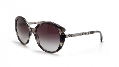 Chanel Chaîne Grey CH5353 1565s6 56-20 Degraded 216,67 €