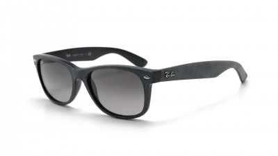 Ray-Ban New Wayfarer Grey Alcantara Grey RB2132 624171 55-18 Degraded 74,92 €
