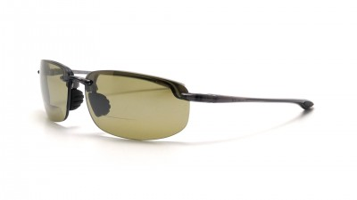 Maui Jim Hookipa reader Trans smoke grey HT807N 1125 64-17 Polarisés 139,08 €