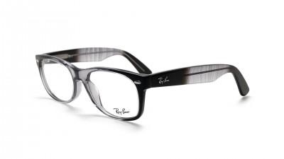 Lunettes de vue Ray-Ban New Wayfarer Gradient grey on black RX5184 RB5184 5515 52-18 74,92 €
