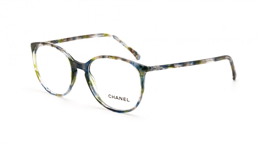 chanel 3282. chanel signature green ch3282 1522 52-18 | visiofactory 3282